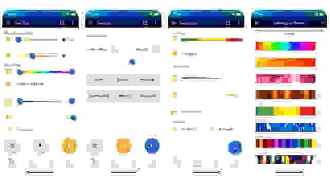 Hue Disco Smart Light App