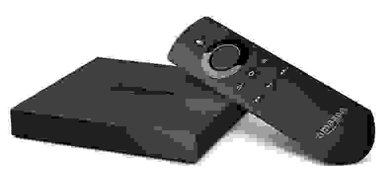 Amazon Fire TV with Remote