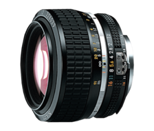 Product Image - Nikon Nikkor 50mm f/1.2