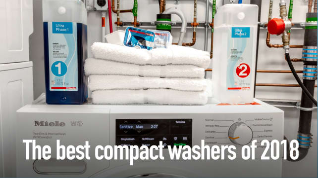 The best compact washers of 2018