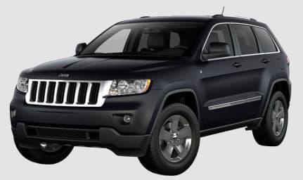 Product Image - 2012 Jeep Grand Cherokee Laredo X