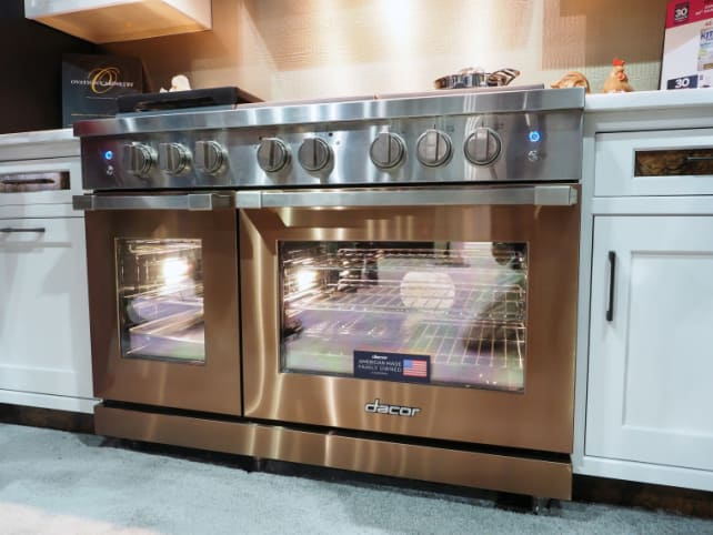 Dacor Rose Gold 48-inch Oven