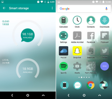 Nextbit Robin Cloud Storage
