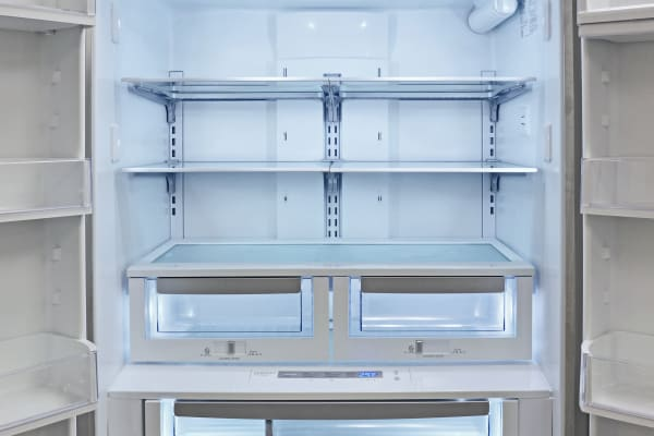 The new 2017 models have redesigned LED lighting that makes for bright illumination, plus lots of accessible storage space.