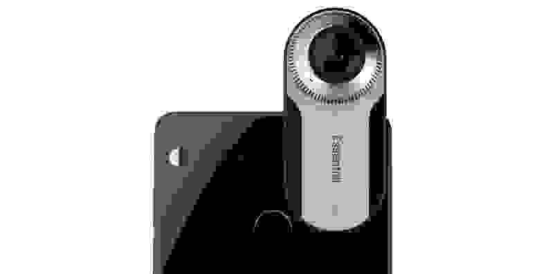 Essential Phone 360 Degree Camera