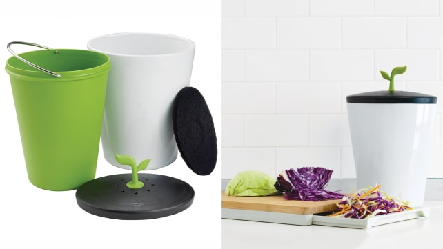 Chef'n EcoCrock Counter Compost Bin