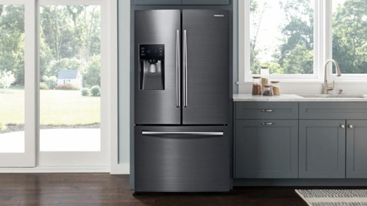 Samsung Rf263beaesg French Door Refrigerator Review Reviewed