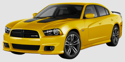 Product Image - 2012 Dodge Charger SRT8 Super Bee