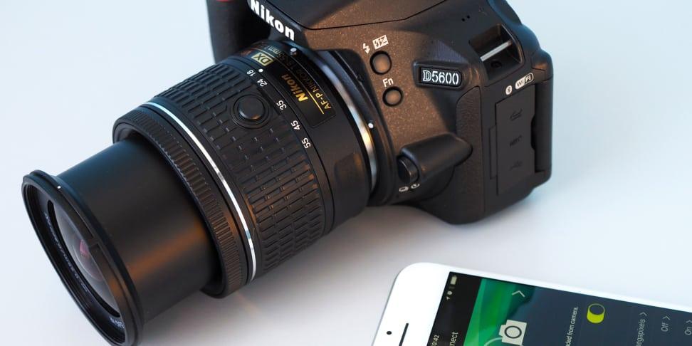 Nikon D5600 Snapbridge