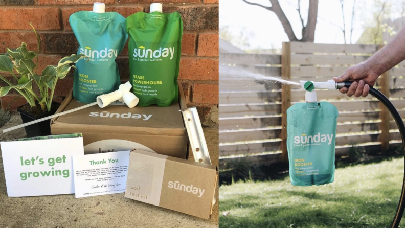 The best gifts for men: Sunday Lawn Care