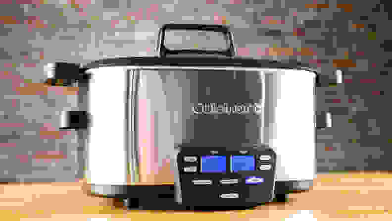 This Cuisinart slow cooker remains our favorite after years of testing.