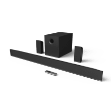 VIZIO S5451w-C2 5.1 Channel Sound Bar with Subwoofer and Surround Sound