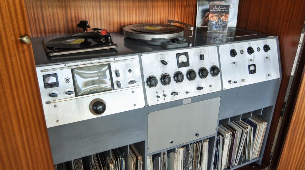 Peek Inside Frank Sinatra's Home Recording Studio - Reviewed