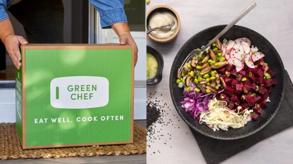 Green Chef Review: Here's how the organic service stacks up