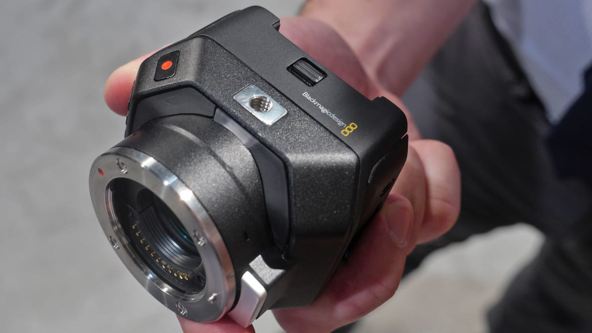Blackmagic Micro Cinema Camera First Impressions Review Reviewed Camcorders
