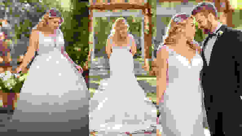 Pre Owned Wedding Dresses