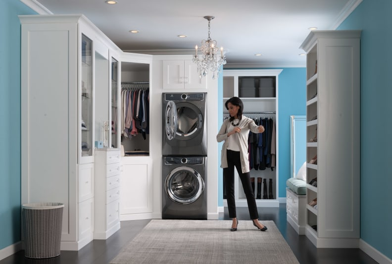 Electrolux Washer and Dryer Stacked