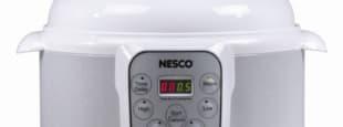 Nesco 4 in 1 pressure cooker