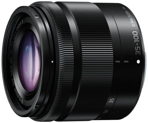 Product Image - Panasonic Lumix G Vario Ultra Compact Zoom 35-100mm f/4.0-5.6