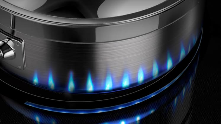 Why induction cooking is better than electric or gas