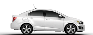 Product Image - 2013 Chevrolet Sonic Sedan LTZ Automatic