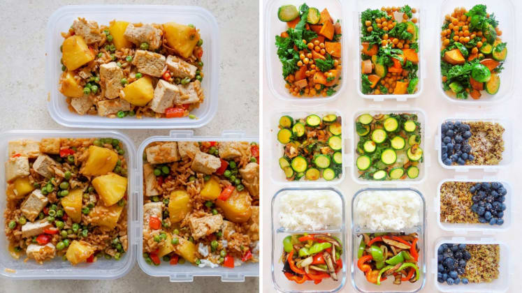 meal prepping for two weeks reviewed com cooking