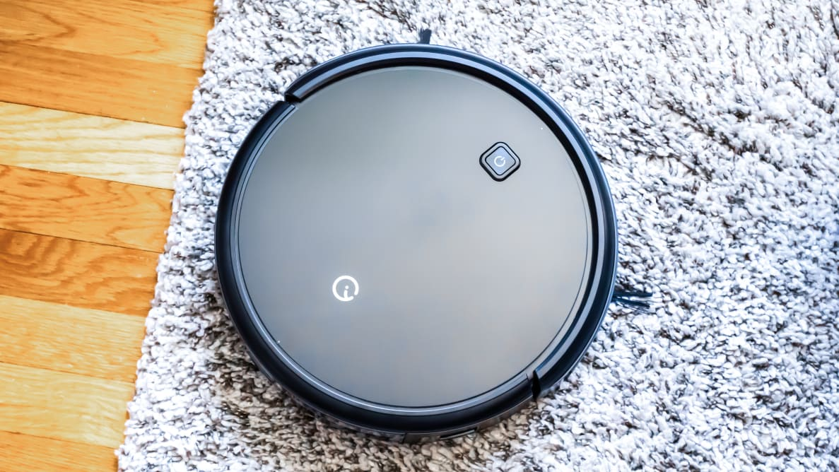 The Yeedi K600 is an affordable robot vacuum that cleans well for its price.