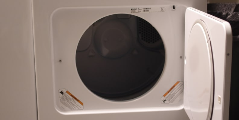 dryer door