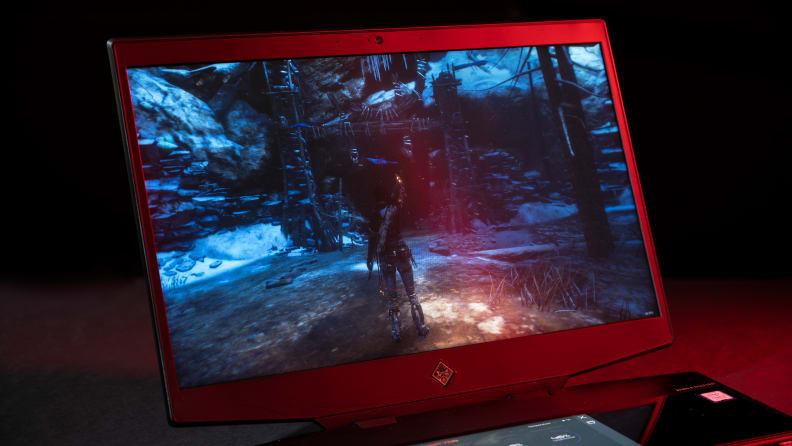 HP Omen X 2S Screen