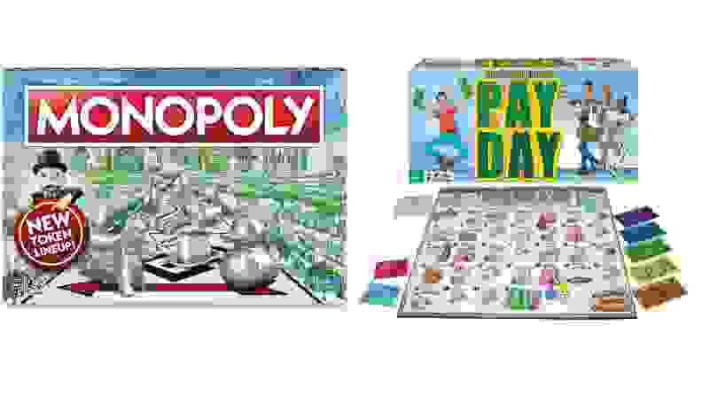 Monopoly and Pay Day