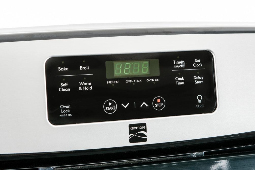 Kenmore 74033 Control Panel