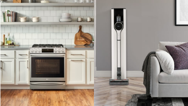 LG releases new home appliances for 2021