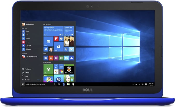 Product Image - Dell Inspiron 11 3162