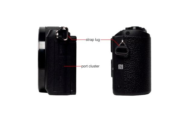 A5100 camera sides