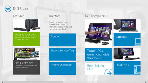 The Dell Shop