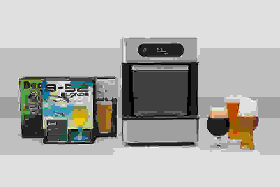 The Pico home brewing appliance