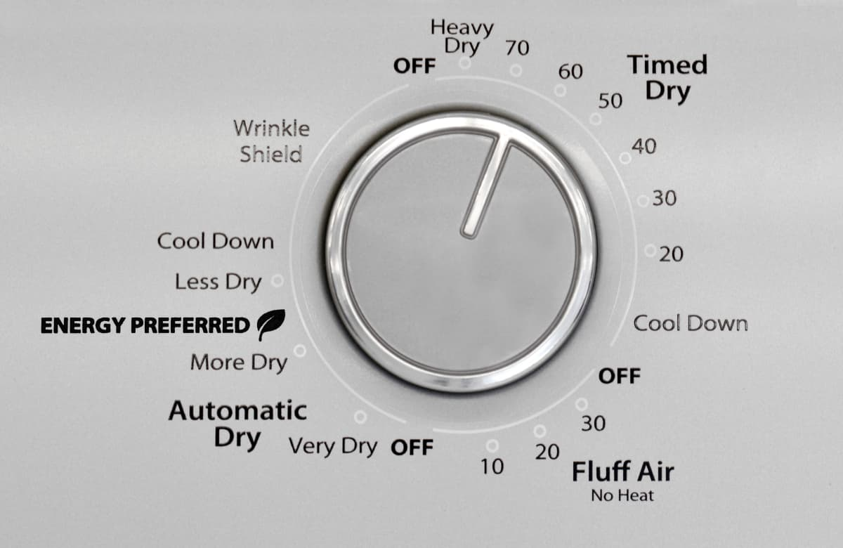 Whirlpool Wed4815ew Dryer Review Laundry Senseon Wiring Diagram Crank Controls Mean This Lacks A Degree Of Precision Found On Models With Digital Displays