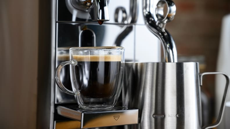 We tested Nespresso Creatista Plus by Breville
