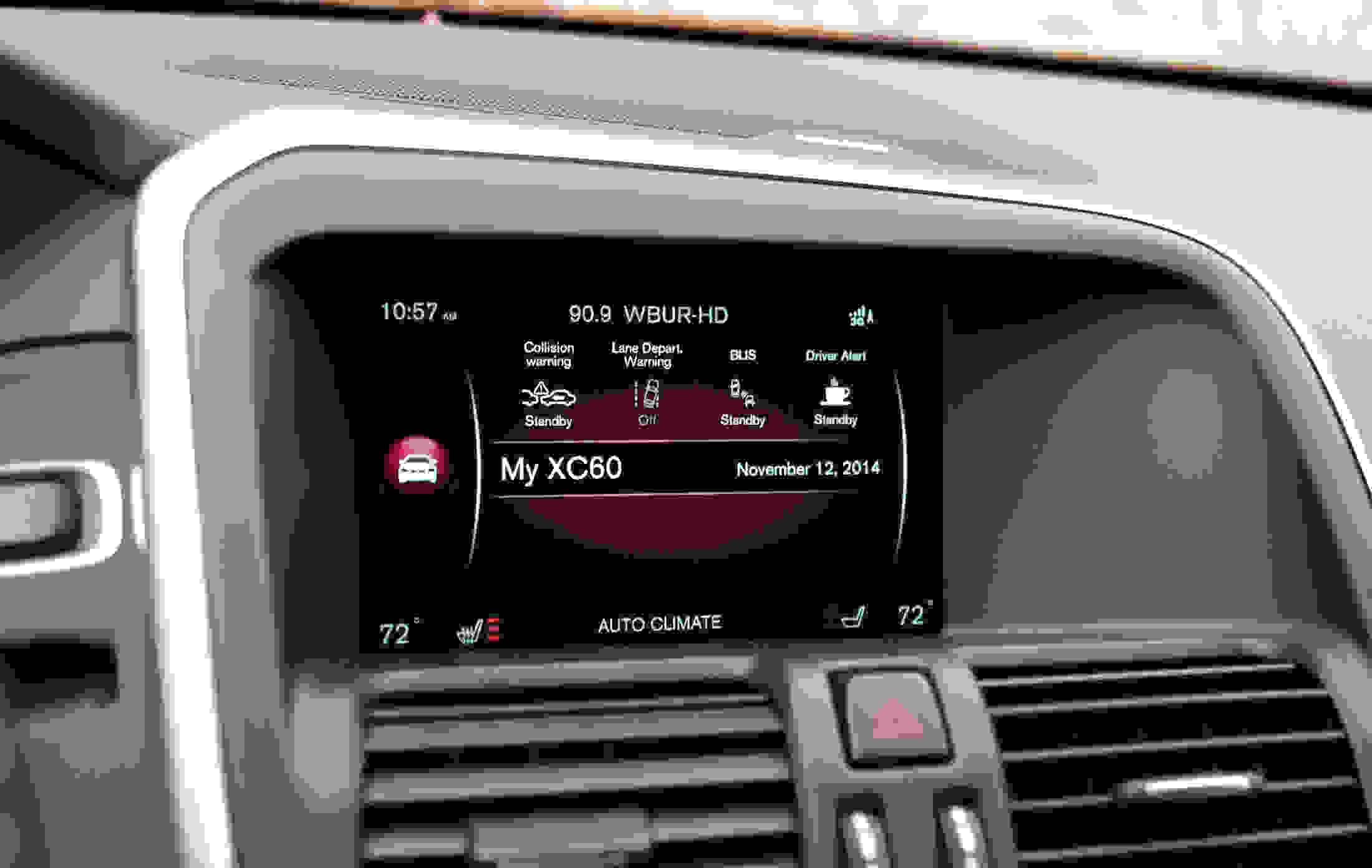 driver assistance technology XC60