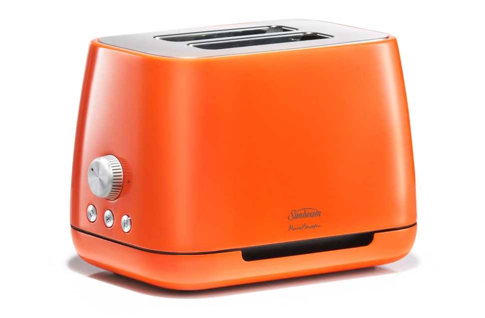 Marc Newson TA8820O 2-Slice Toaster