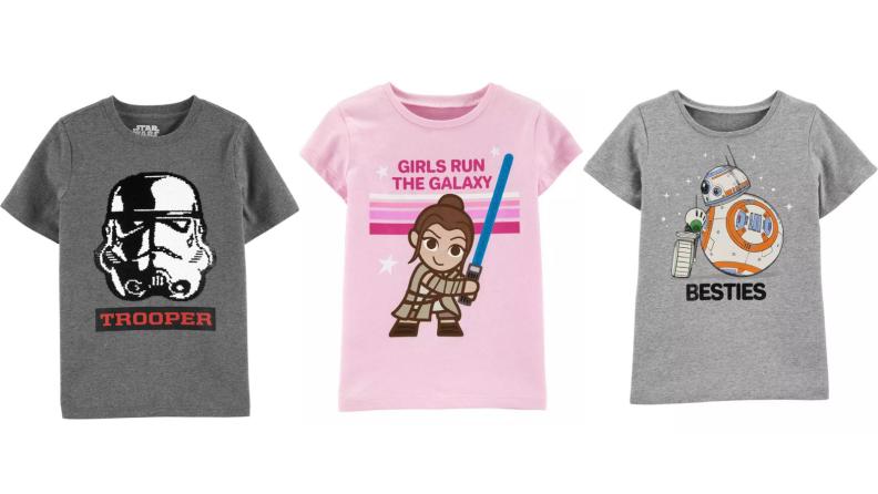 T-shirts Star Wars