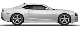 Product Image - 2013 Chevrolet Camaro Coupe 2LT