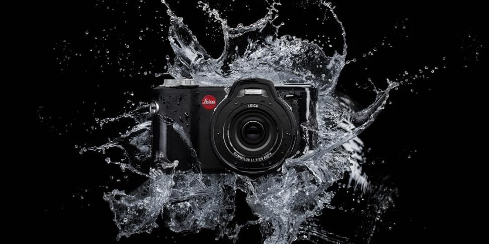 The Leica X-E Underwater Camera