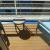 Cabin 1 balcony 1