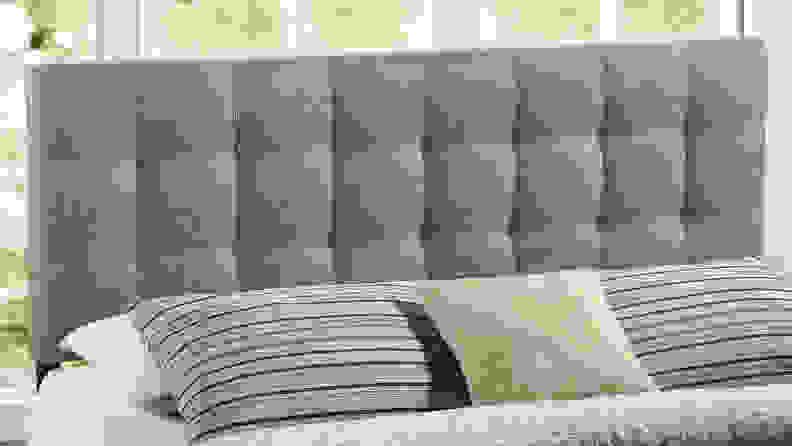 Bedroom Lily Full Fabric Headboard