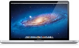 Product Image - Apple 17-inch Macbook Pro