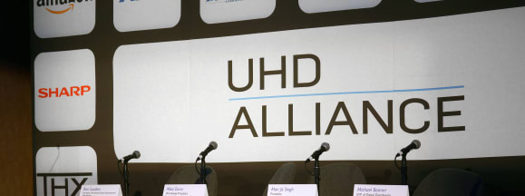 Uhd alliance panel