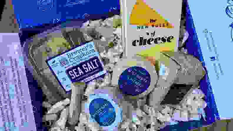 November Cheese Club