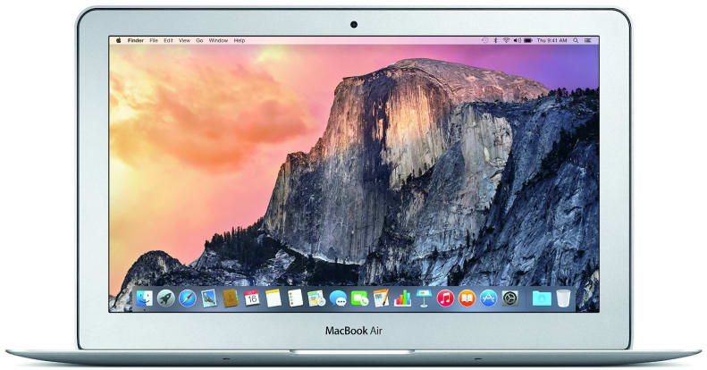 Product Image - Apple Macbook Air (11-inch, 2015)