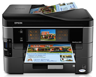 Product Image - Epson WorkForce 840